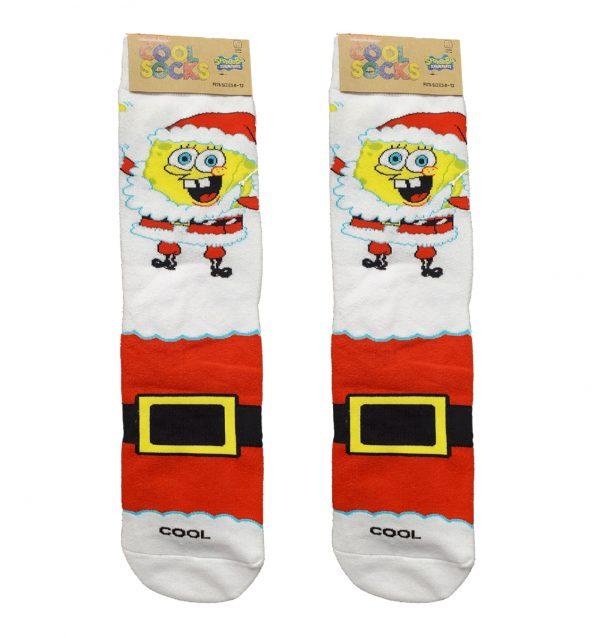 Spongebob Squarepants Christmas Socks