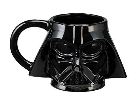 Star Wars Darth Vader Molded Mug