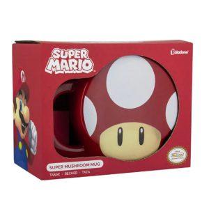 Super Mario Mushroom Mug