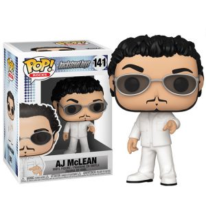 Backstreet Boys AJ Funko Pop Vinyl