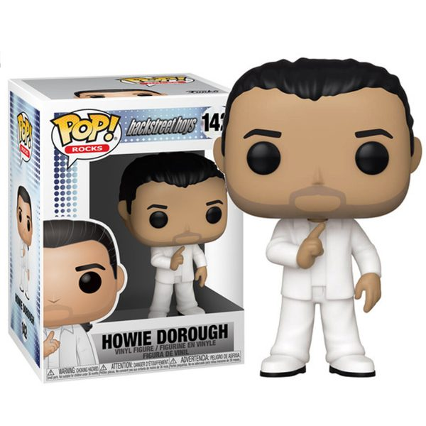 Backstreet Boys Howie Funko Pop Vinyl