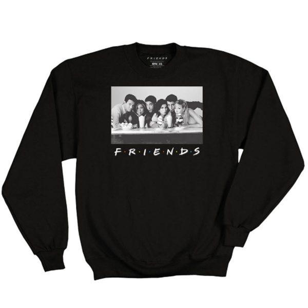 Friends Milkshake Sweatshirt