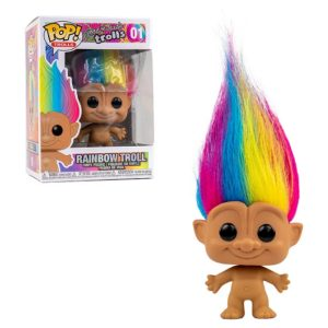 Good Luck Trolls Rainbow Troll
