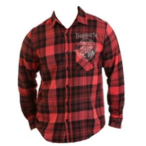 Harry Potter Crest Flannel