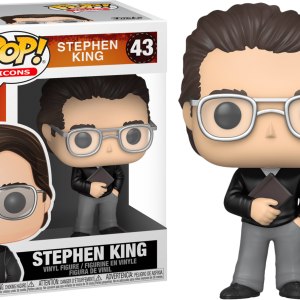 Stephen King Funko Pop Vinyl