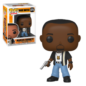 Bad Boys Marcus Burnett Funko Pop Vinyl