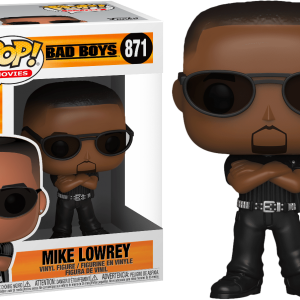 Bad Boys Mike Lowrey Funko Pop Vinyl