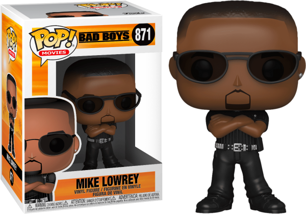 Bad Boys Mike Lowrey Funko Pop Vinyl