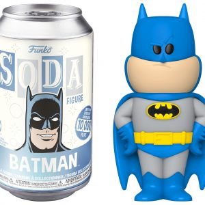 Batman Funko Soda Can