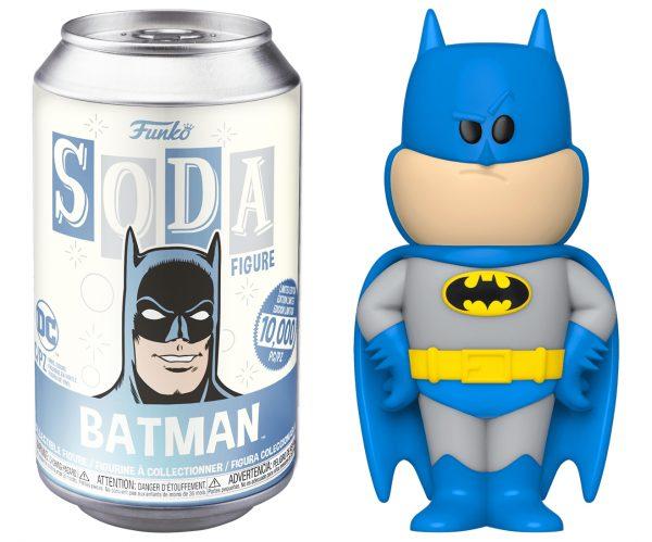 Batman Funko Soda Can