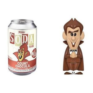 Count Chocula Funko Soda Can