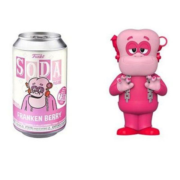 Franken Berry Funko Soda Can