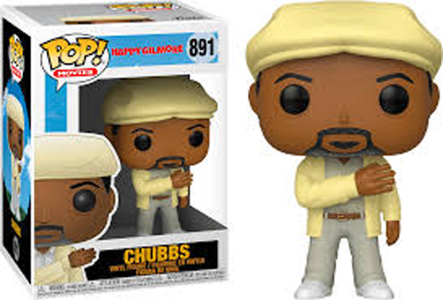 Happy Gilmore Chubbs Funko Pop Vinyl
