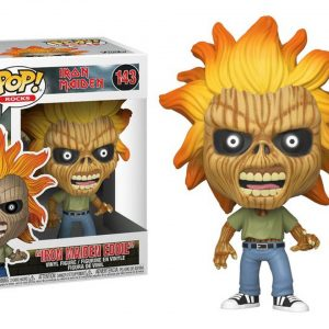 Iron Maiden Eddie Funko Pop Vinyl