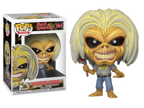 Iron Maiden Killers Funko Pop Vinyl