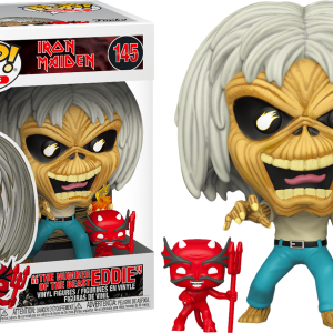 Iron Maiden Number of Beast Funko Pop Vinyl