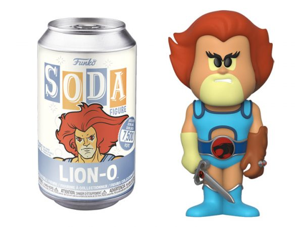 Lion-O Funko Soda Can