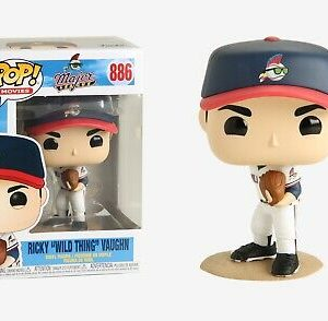 Major League Ricky Vaughn Funko Pop Vinyl