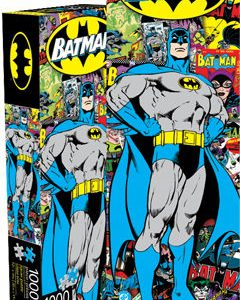 Batman 1000pc Slim Puzzle