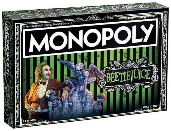 Beetlejuice Monopoly