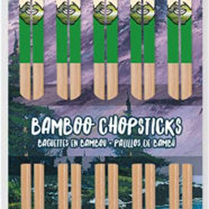 Bob Ross 5pk Bamboo Chopsticks