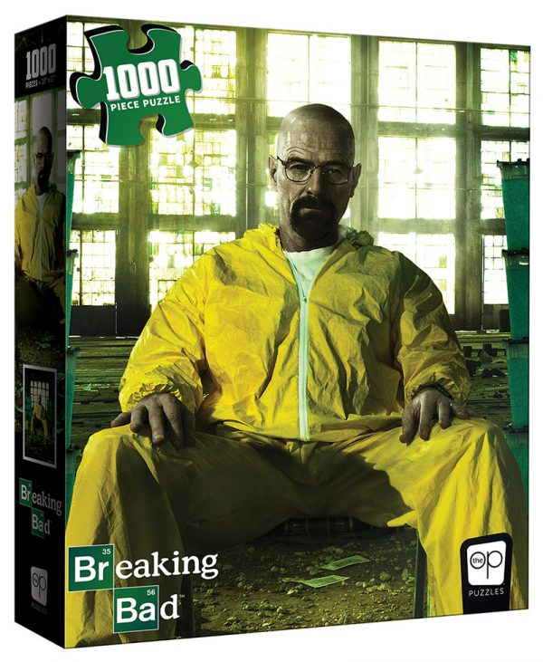 Breaking Bad 1000pc Puzzle
