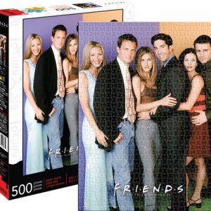 Friends Cast 500pc Puzzle