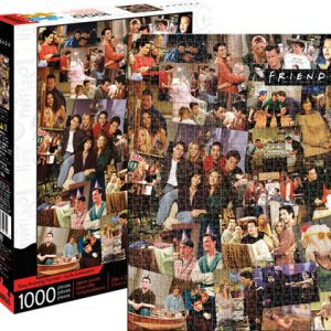 Friends Collage 1000pc Puzzle