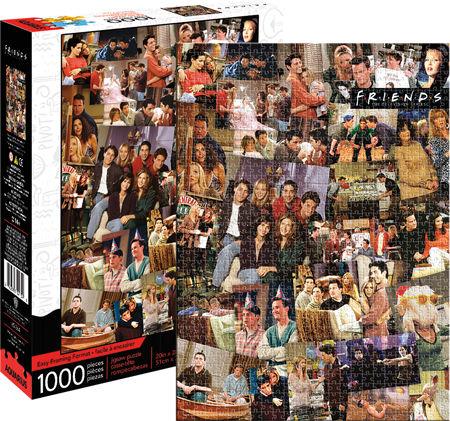 Friends Collage 1000pc Puzzle