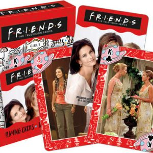 Friends Girls Playing Cards