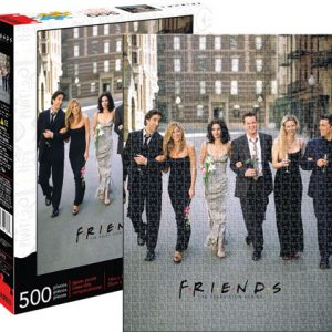 Friends Wedding 500pc Puzzle