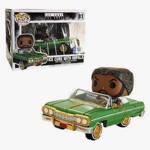 Ice Cube Impala Funko Pop Vinyl