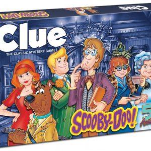 Scooby Doo Clue