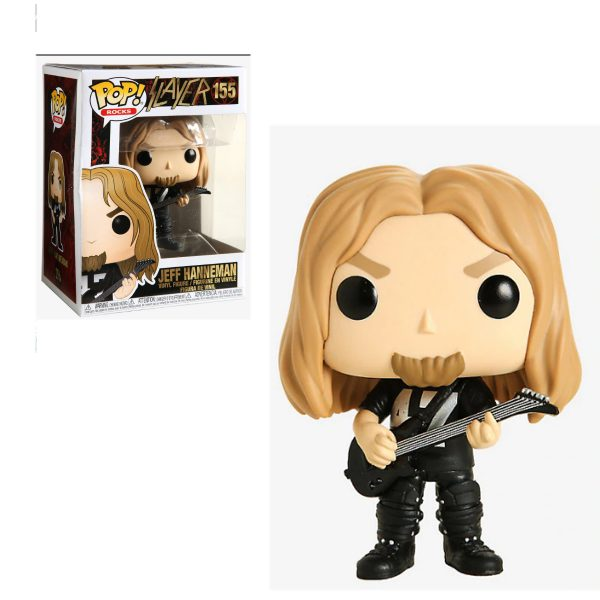 Slayer Jeff Hanneman Funko Pop Vinyl