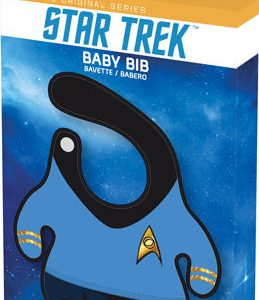 Star Trek Science Baby Bib