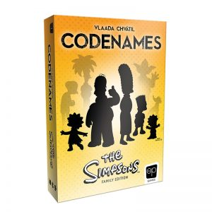 The Simpsons Codenames