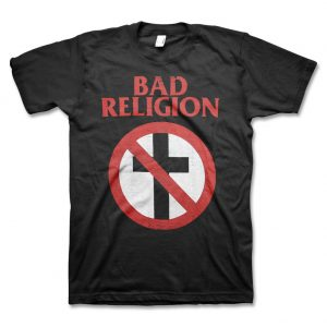Bad Religion Distressed Crossbuster