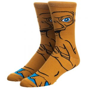 E.T. Face Socks