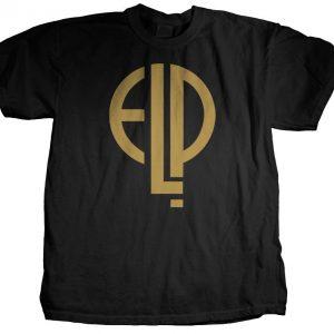 Emerson, Lake, & Palmer High Voltage Logo