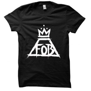 Fall Out Boy Crown Juniors