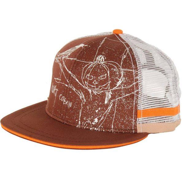 Kurt Cobain Pumpkin Hat