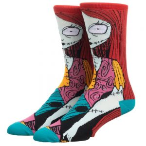 Nightmare Before Christmas Sally Socks
