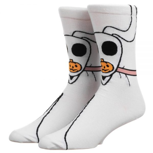 Nightmare Before Christmas Zero Socks