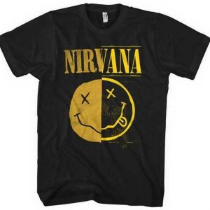 Nirvana Split Smile