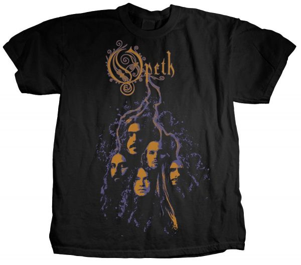 Opeth Faces