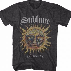 Sublime Logo Stamp Sun