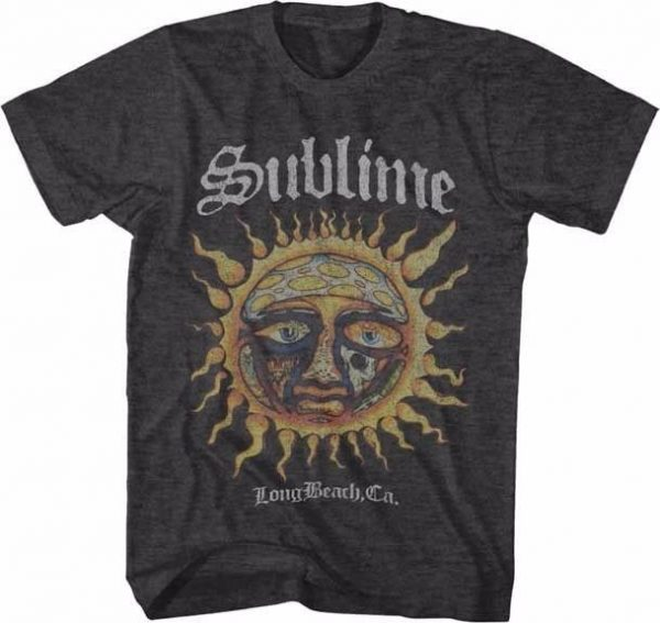 Sublime Logo Stamp Sun