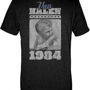 Van Halen Vintage Baby 1984