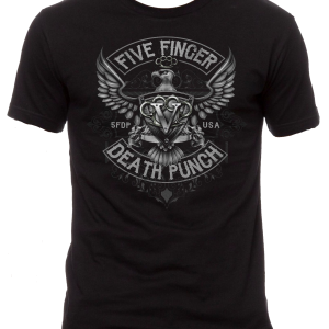 Five Finger Death Punch Eagle Crest
