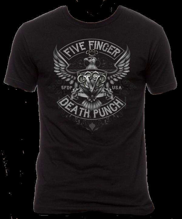 Five Finger Death Punch Eagle Crest